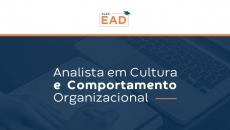 Formação Analista em Cultura e Comportamento Organizacional