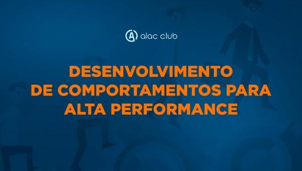 Desenvolvimento de Comportamentos para Alta Performance