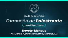 Formação de Palestrantes em Manaus - 18 e 19.09.21